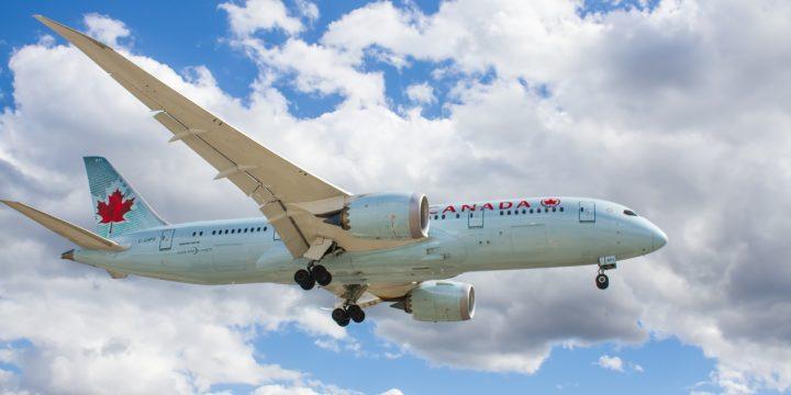 Montréal Alger à 660$ CAD en vol direct aller retour avec Air Canada
